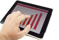 Digital Tablet Royalty Free Stock Photography
