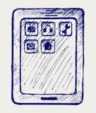 Digital tablet Royalty Free Stock Photos