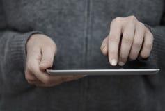 Digital tablet Stock Photo