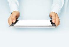 Digital tablet Royaltyfria Foton