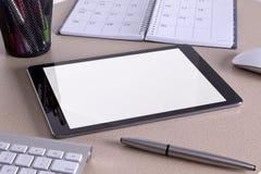 Digital tablet Arkivbild