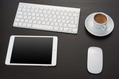 Digital tablet Royaltyfri Fotografi