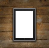 Digital tablet computer Royalty Free Stock Image