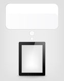 Digital Tablet Concept Stock Images