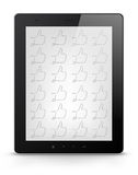 Digital Tablet Concept Royalty Free Stock Image
