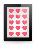 Digital Tablet Concept Stock Photography