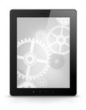 Digital Tablet Concept Royalty Free Stock Photo