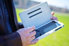 Digital tablet Stock Photos