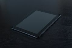 Digital tablet pc, concept of new technology Stock Images