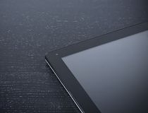 Digital tablet pc, concept of new technology Royalty Free Stock Images