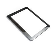 Digital tablet pc isolated on white background Stock Photography