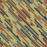Digital-Tarnung Hölzerne Farbe Nahtloses vektormuster Stockbilder