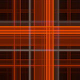 Digital tartan pattern Stock Photography