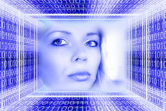 Digital technologies concept Stock Photography