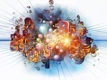 Digital Technology Acceleration Stock Image