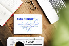 Digital Technology Application Modification Icon Royalty Free Stock Photography