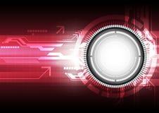 Digital technology concept background. Design Royalty Free Stock Image