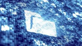 DIgital Technology Icon Royalty Free Stock Image