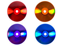 Digital technology rainbow Royalty Free Stock Photo