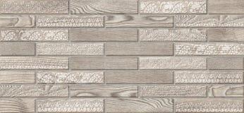 Digital tegelplattadesign Keramiskt vägg och golv stock illustrationer