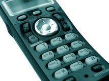 digital telefon Fotografering för Bildbyråer