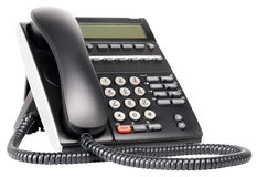 Digital telephone Royalty Free Stock Photo