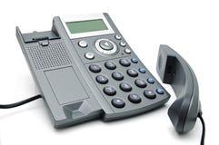 Digital telephone with display Stock Photos