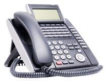 Digital telephone isolated Stock Photos