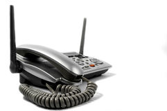 Digital telephone Royalty Free Stock Photography