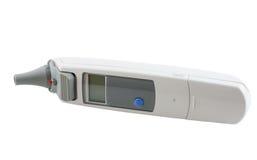 Digital-Thermometer getrennt lizenzfreie stockfotografie