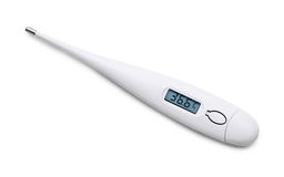 Digital thermometer Royalty Free Stock Photography