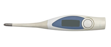 Digital Thermometer Royalty Free Stock Photo