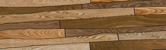 Digital tile illustration. Wooden concept Stock Photography
