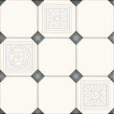 Digital tiles design. Colorful ceramic wall tiles decoration. Digital ceramic tile design.Colorful ceramic wall tiles decoration Royalty Free Stock Photo