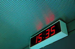 Digital Time Stock Photos