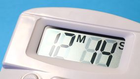 Digital Timer Royalty Free Stock Photos