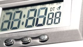 Digital Timer Stock Image