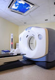 Digital tomography equipment Stock Photo