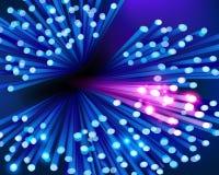 Digital transmission. Vector illustration. Stock Images