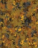 Digital trendig kamouflage Fotografering för Bildbyråer