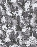 Digital trendig kamouflage Royaltyfri Bild