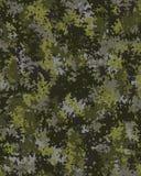 Digital trendig kamouflagemodell Royaltyfria Bilder