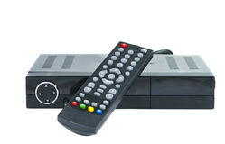 Digital TV Stock Image