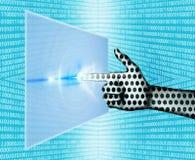 Digital-Umwelt Lizenzfreies Stockfoto