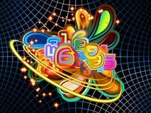 Digital Universe Stock Photo