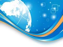 Digital universe vector concept. Eps10 Royalty Free Stock Photos