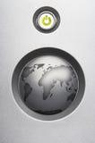 digital värld arkivfoton
