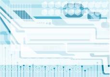 Digital Vector Background. Illustrations of Digital Vector Background royalty free illustration