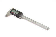 Digital  vernier caliper. Stock Image