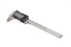 Digital  vernier caliper. Stock Image